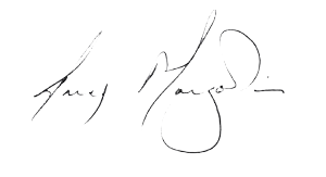 Amy Margolis' Signature